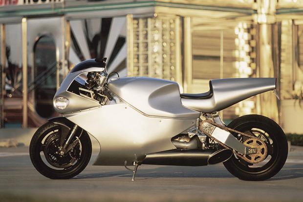 Сумасшедший гений: 10 самых странных и недооцененных мотоциклов. Изображение № 6.