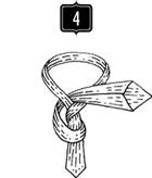 How to: Как завязать галстук. Изображение № 6.