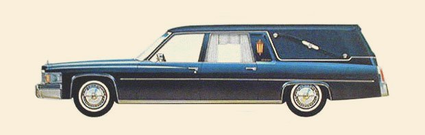 Катафалк: Ритуальные авто в обычной жизни и мировой культуре. Изображение № 7.