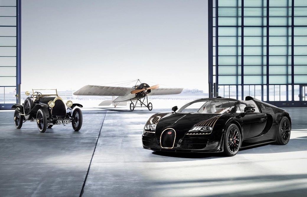Bugatti представила отделанную золотом спецификацию Veyron Grand Sport Vitesse. Изображение № 10.