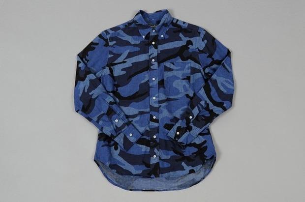 Марка Gitman Bros. представила новую коллекцию рубашек своей линейки Holiday. Изображение № 1.