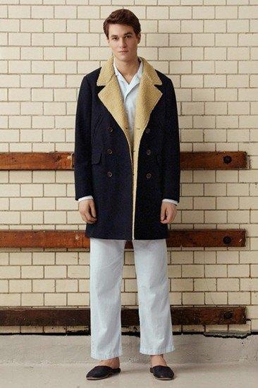 Марка Gant Rugger опубликовала лукбук осенней коллекции одежды. Изображение № 14.