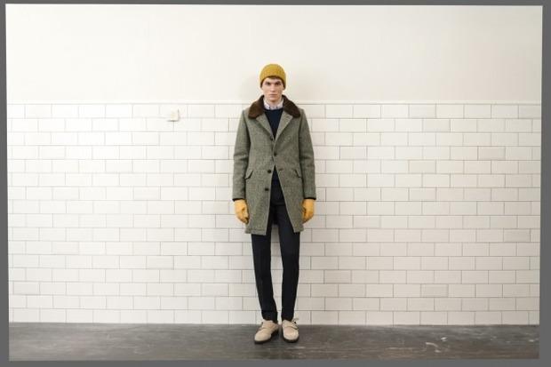 Марка Gant Rugger опубликовала второй лукбук осенней коллекции одежды. Изображение № 11.