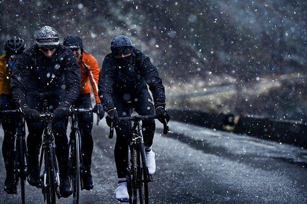Велосипедная марка Rapha опубликовала осенне-зимний лукбук. Изображение № 2.