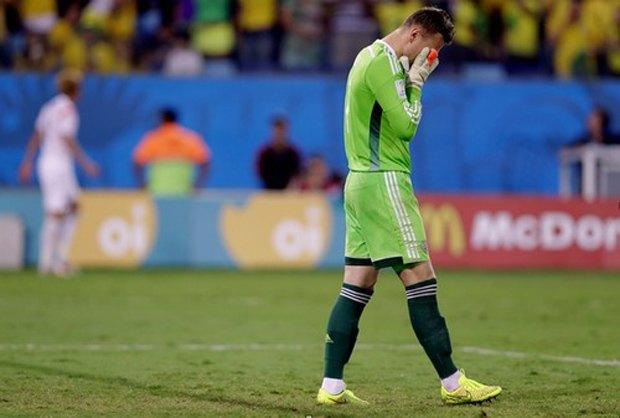 Грустные футболисты: Самый трагичный Tumblr-блог в истории современного спорта. Изображение № 7.