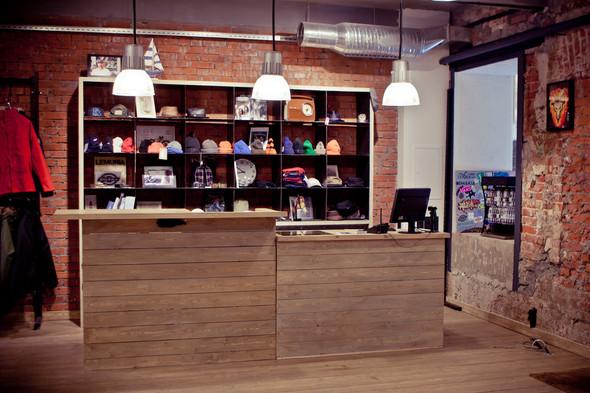 Новое пространство магазина Konkrete Store. Изображение № 21.