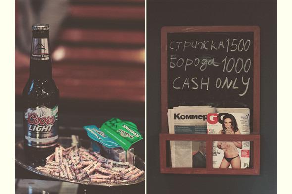 В Москве и Питере открылись парикмахерские Chop-Chop. Изображение № 6.