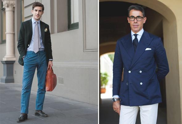 Как правильно носить и выбирать блейзеры — пиджаки на медных пуговицах. Изображение № 12.