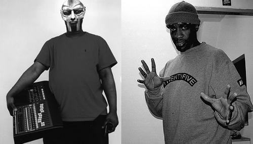 Рэперы Маста Эйс и MF Doom выпустили совместный трек с будущего альбома. Изображение № 1.