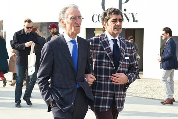 Итоги Pitti Uomo: 10 трендов будущей весны, репортажи и новые коллекции на выставке мужской одежды. Изображение № 110.