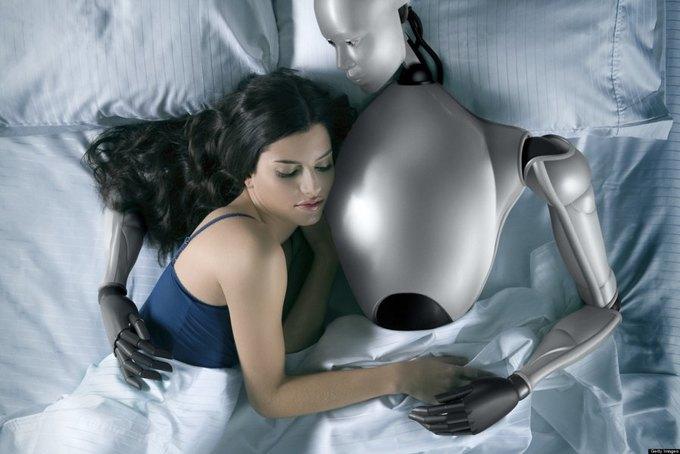 Почти четверть британцев хотят секса с роботом. Изображение № 1.