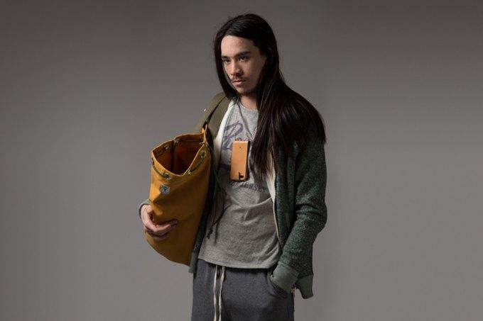 Марка Garbstore опубликовала лукбук весенней коллекции одежды. Изображение № 3.