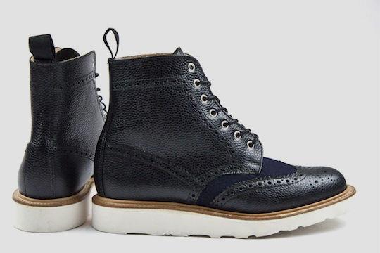 Коллекция обуви Марка МакНейри и магазина Standard. Изображение № 5.