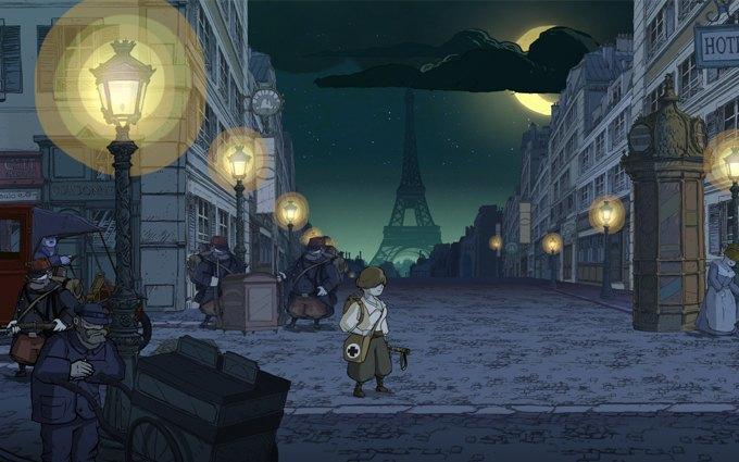 Потрачено: Игра Valiant Hearts как произведение искусства. Изображение № 4.