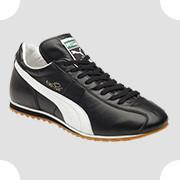 Puma King Pele, 2006, реплика оригинальных кроссовок Пеле 1970 года. Изображение №2.
