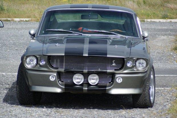 Ford Mustang из фильма «Угнать за 60 секунд» был продан на аукционе за миллион долларов. Изображение № 7.