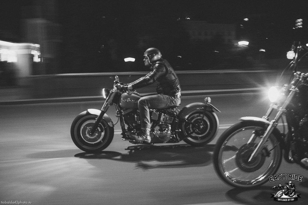 Easy Ride: Новый сезон проекта и видео с ночного заезда. Изображение № 8.