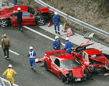В Японии произошла самая дорогая авария в истории. Изображение № 3.