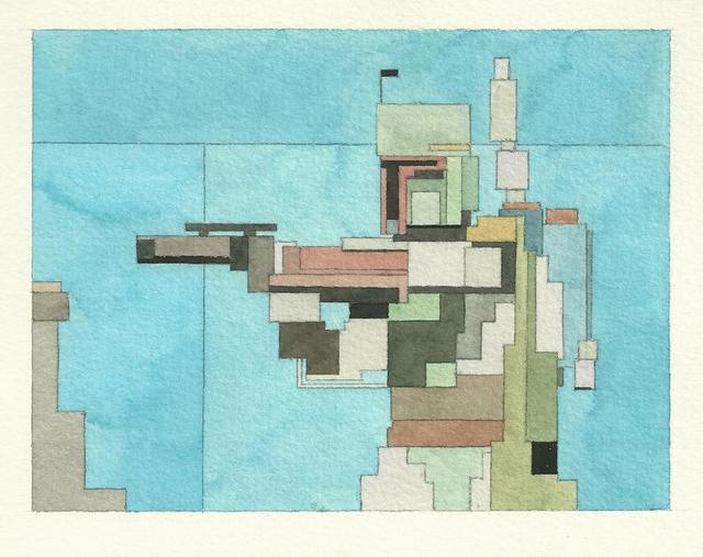 Адам Листер: Иконы поп-культуры в 8-битной живописи. Изображение № 19.