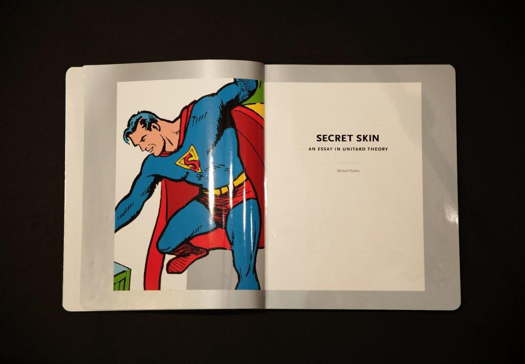 Библиотека мастерской: Книга Superheroes. Fashion and Fantasy. Изображение № 3.