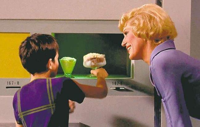 Компания Nestlé занялась созданием репликатора еды из Star Trek. Изображение № 1.
