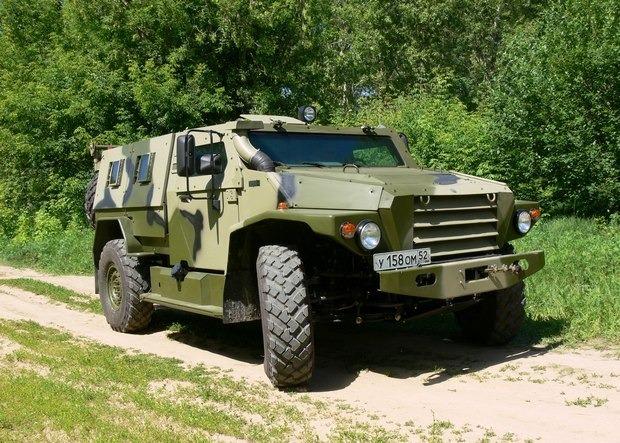 ВПК-3927 «Волк». Изображение № 1.