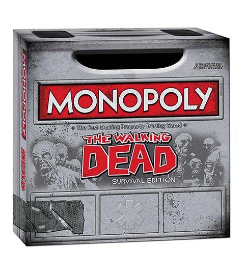 Вышла новая зомби-версия настольной игры «Монополия». Изображение № 1.