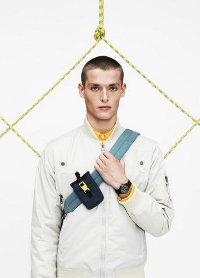 Марки Wood Wood и Eastpak выпустили лукбук совместной коллекции одежды. Изображение № 5.