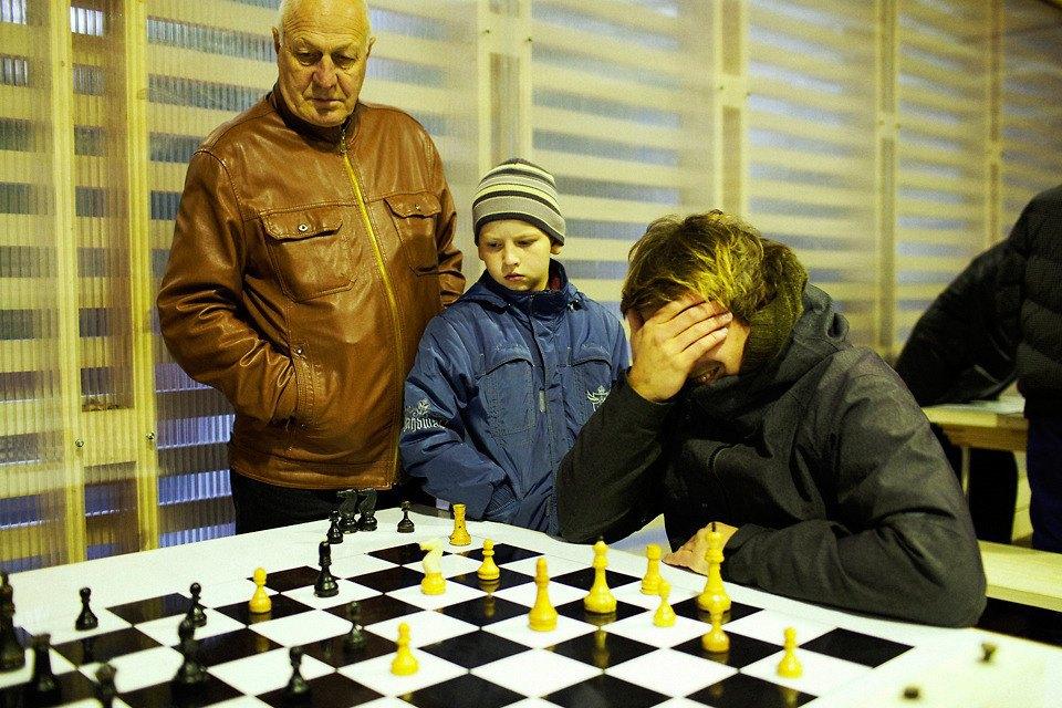 Олд бой: Как старики уделали меня в шахматном сражении. Изображение № 10.