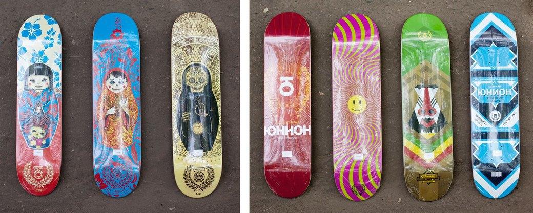5 российских марок скейтов рассказывают о своем деле. Изображение № 10.