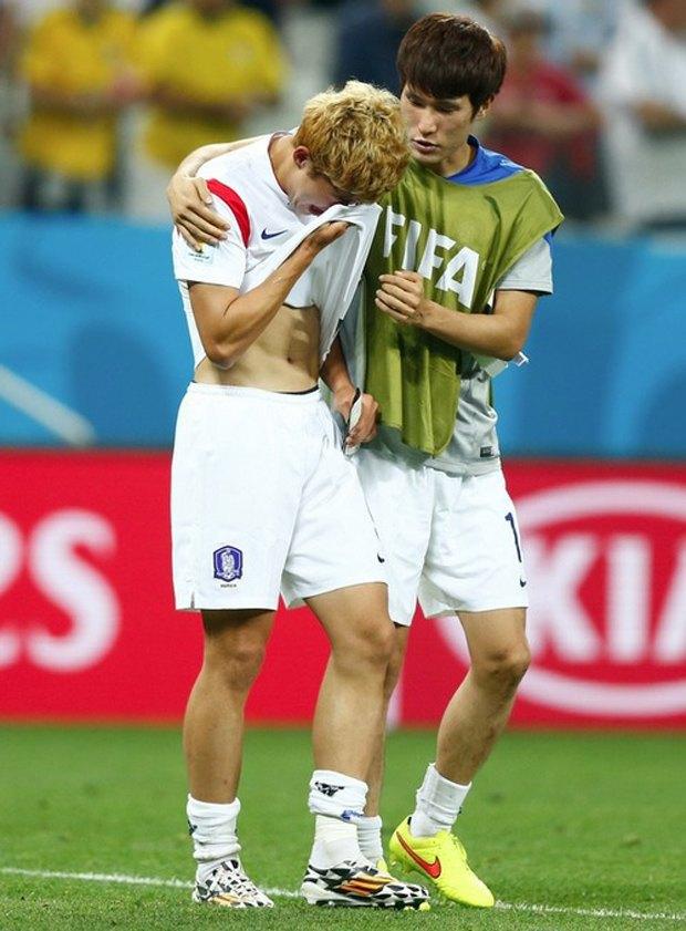 Грустные футболисты: Самый трагичный Tumblr-блог в истории современного спорта. Изображение № 16.