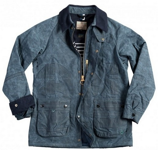 Paul Smith и Barbour представили совместную коллекцию одежды. Изображение № 12.