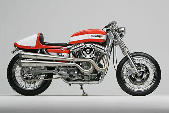 Motorcycle Club: современная мода на ретро-байки. Изображение № 21.