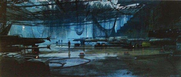 В сеть слили концепт-арт седьмого эпизода «Звёздных войн». Изображение № 6.