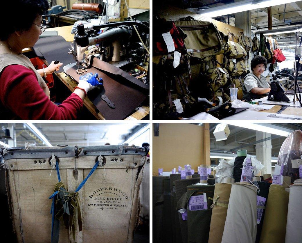 10 репортажей с фабрик одежды и обуви: Alden, Barbour и другие изнутри. Изображение № 20.