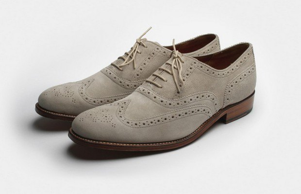 Марка Grenson выпустила весеннюю коллекцию обуви. Изображение № 12.