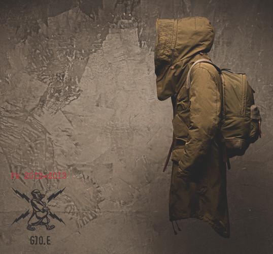 Российская марка Grunge John Orchestra. Explosion представила превью новой коллекции. Изображение № 2.