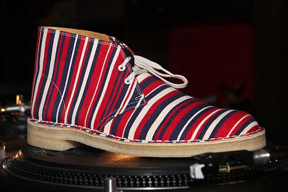 Новая коллекция обуви Clarks Originals. Изображение № 1.