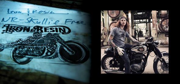 Новая марка мужской одежды Iron & Resin и ее первая коллекция. Изображение № 10.