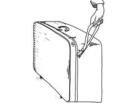 Как правильно собирать багаж. Изображение № 16.