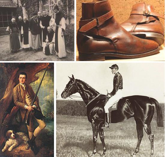Монк Ами: Мужские туфли на застежке. Изображение №10.