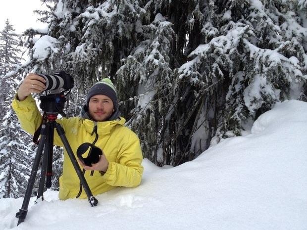 Фотографии со съемок фильма о российском сноубординге «Что Это?». Изображение № 7.