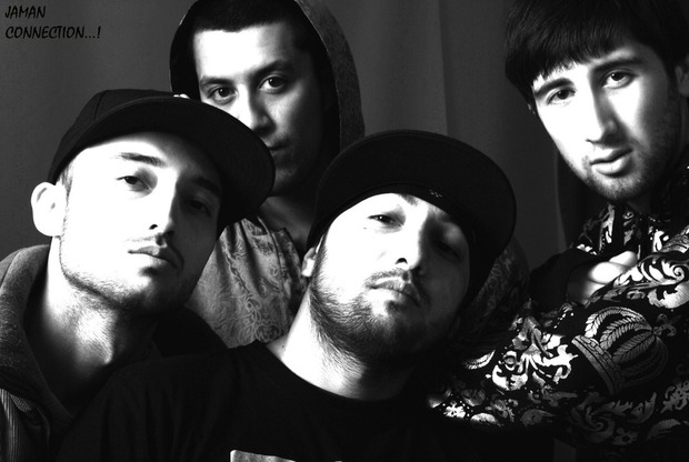 Популярный таджикский хип-хоп-коллектив Jaman Connection. Изображение № 1.