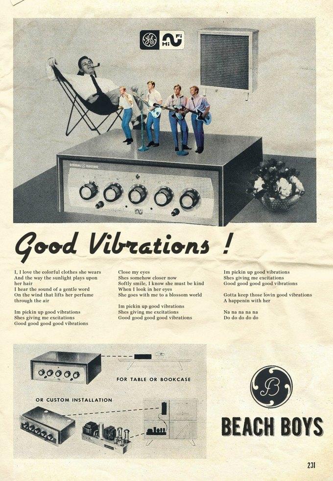 Ads Libitum: Звезды поп-культуры на винтажных рекламных плакатах. Изображение № 9.