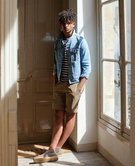 Mr. Porter и французская марка AMI представили совместную коллекцию одежды. Изображение № 2.