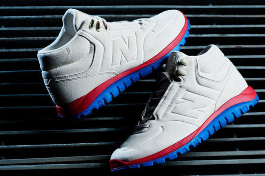 The Future: New Balance HS77 x Streething x Leftfoot. Изображение № 3.