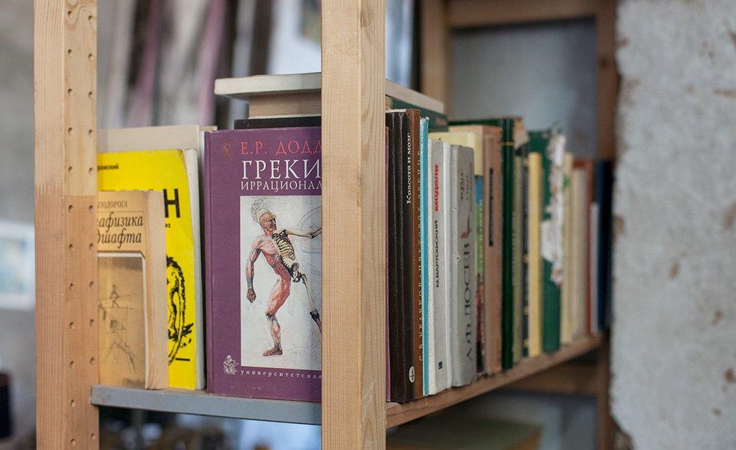 Дом культуры: Молодые московские художники и их мастерские. Изображение № 7.