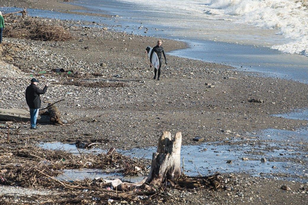 Русская Калифорния: Зачем заниматься сёрфингом в Сочи. Изображение № 8.