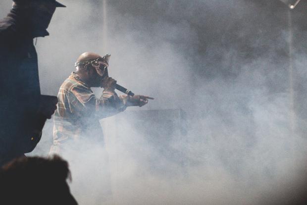 Личное дело: DOOM, хип-хоп-музыкант и человек в железной маске. Изображение №2.