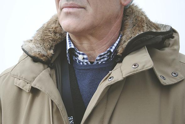 Детали: Репортаж с выставки мужской одежды Pitti Uomo. День третий. Изображение № 16.
